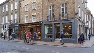 Cambridge - Fitzbillies