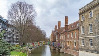 Cambridge - Mathematical Bridge
