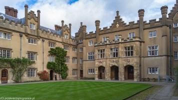 Cambridge - Sidney Sussex College