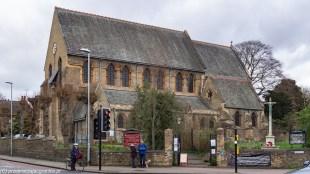 Cambridge - St. Giles