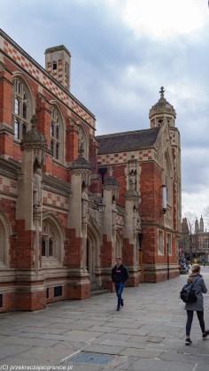 Cambridge - St. johnes College