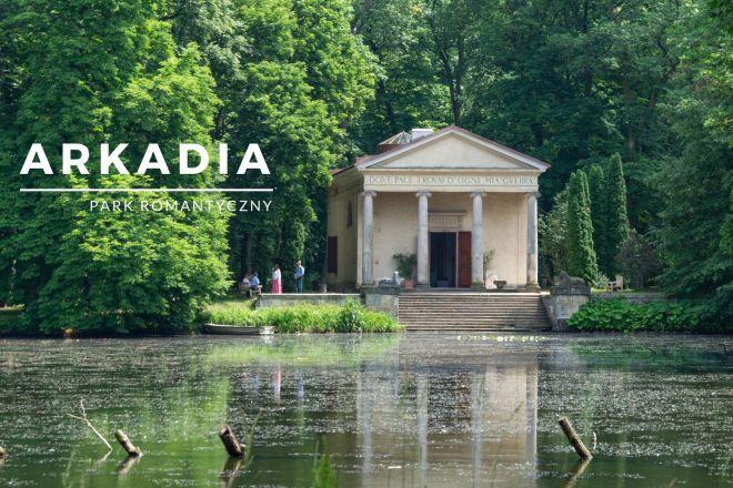 arkadia - park romantyczny heleny radziwiłłowej