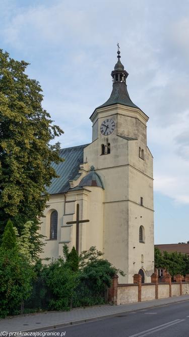 Bolimów - kościół