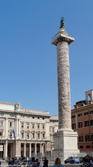 Plac Colonna - Rzym