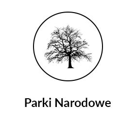 Przycisk - Parki Narodowe