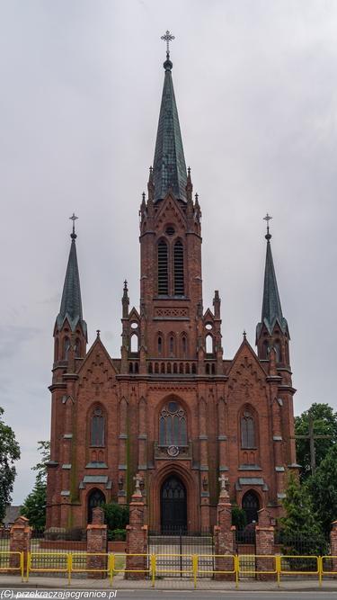 Kościół św. Jakuba w Zdunach