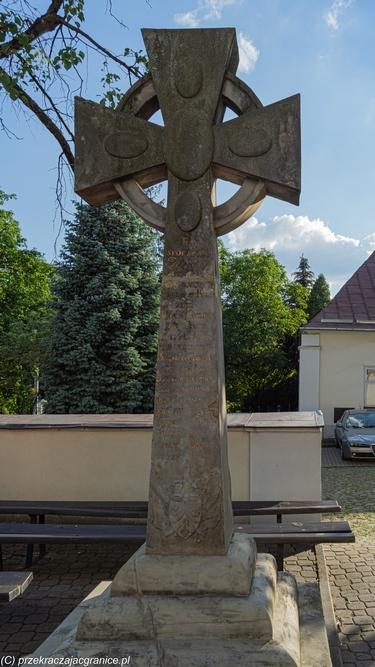 Kościół św. Anny krzyż