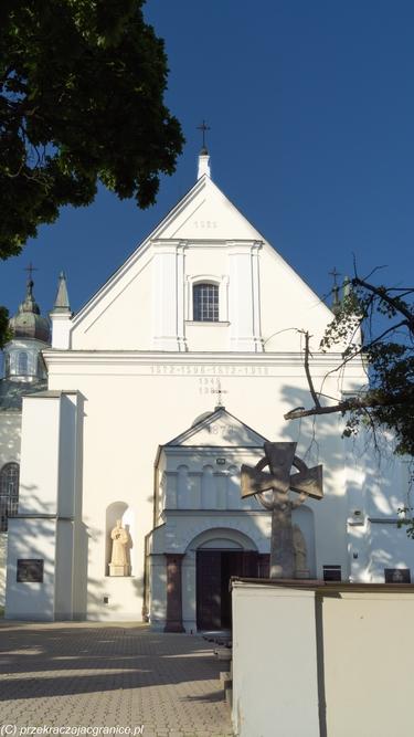 Biała Podlaska - Kościół św Anny