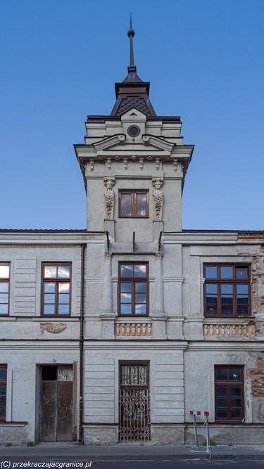 Biała Podlaska - Kamienica Dom Kijowskiego