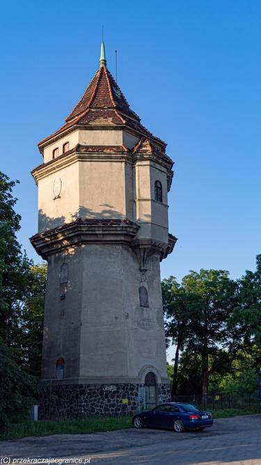 Biała Podlaska - wieża ciśnień