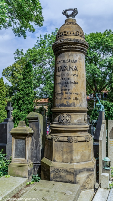 Wyszehrad - cmentarz