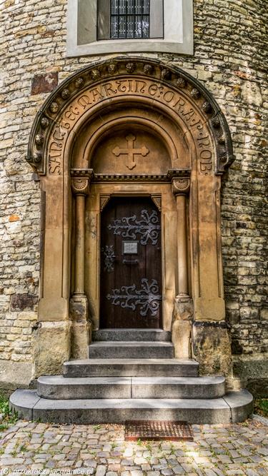 Rotunda św. Marcina - Praga