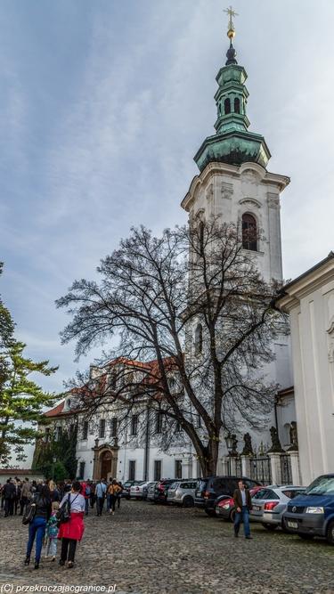 Klasztor na Strahovie