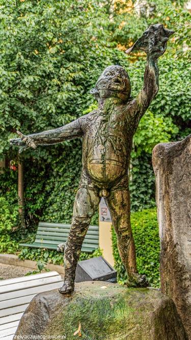 Ogrody Franciszkańskie - Nowe Miasto w Pradze