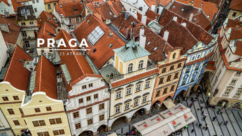 Praga - co warto zobaczyć w stolicy Czech?