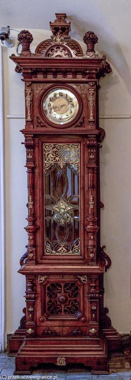 Stary Rynek w Poznaniu - eksponat z Muzeum Instrumentów Muzycznych