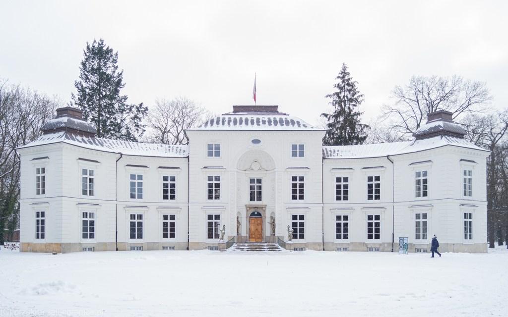Myślewicki Palace - Warsaw