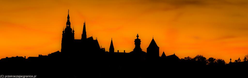 Gdzie na wakacje - Praga