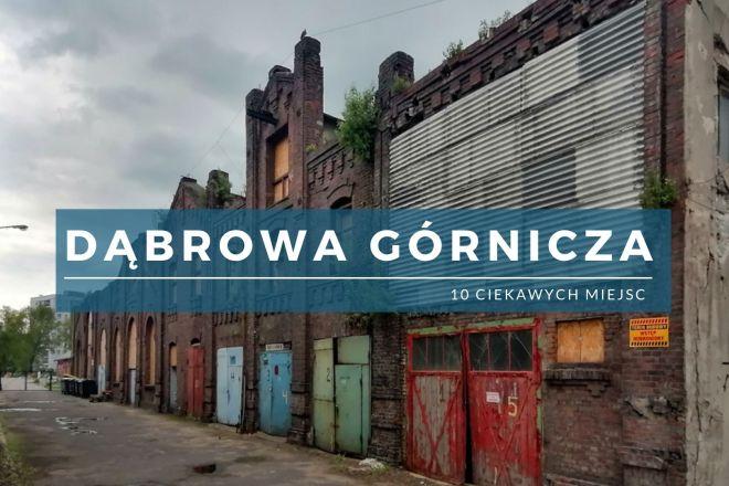 Dąbrowa Górnicza - co zobaczyć atrakcje