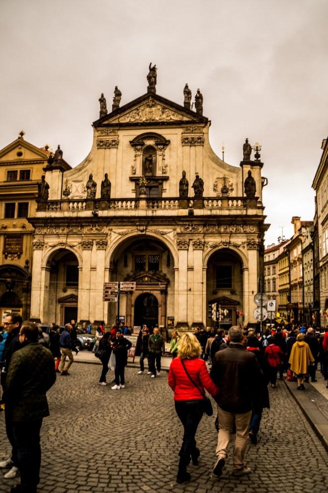 Praga - Clementinum