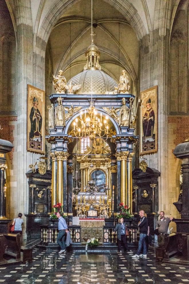 Kraków - Katedra Wawelska