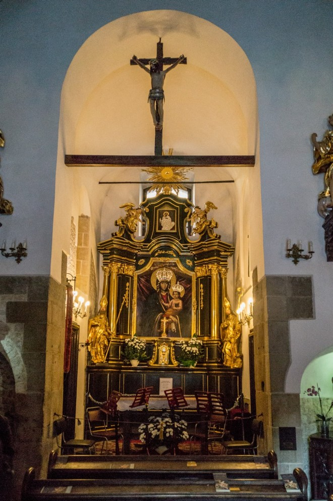 Kraków - Kościół św. Wojciecha