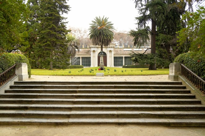 Królewski Ogród Botaniczny w Madrycie