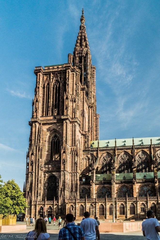 Notre Dame Strasburg
