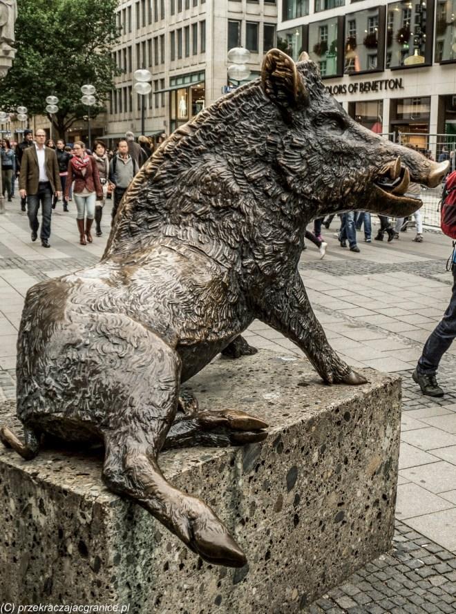 Sitzender Keiler - atrakcje Monachium