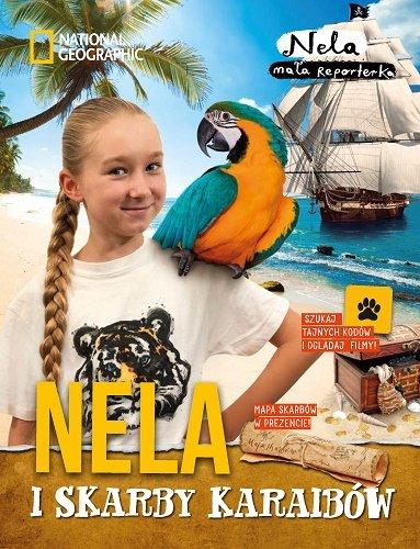 Nela i skarby Karaibów_okładka