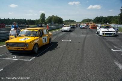 Wyscigi samochodowe Tor Poznan (59)