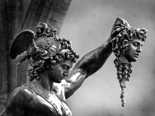 Perseusz Meduza