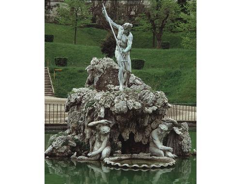 Fontanna Neptuna, Boboli