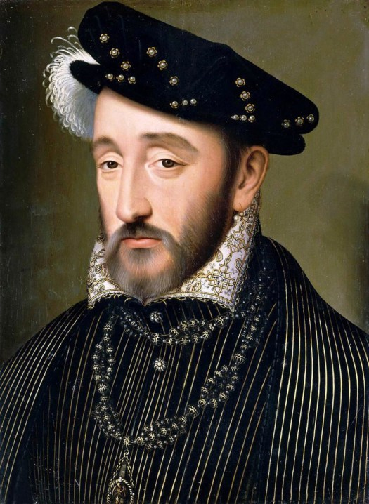 Henryk II, krol Francji