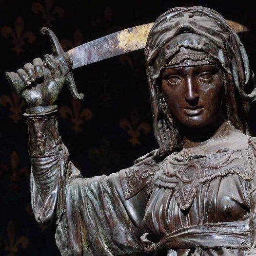 Judyta i Holofernes, Donatello