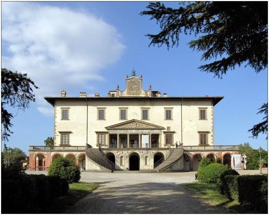 Villa Medycejska w Poggio a Caiano