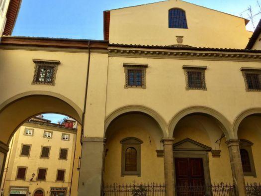 Koaciol Santa Felicita we Florencji