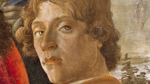 Sandro Filipepi Botticelli, autoportret