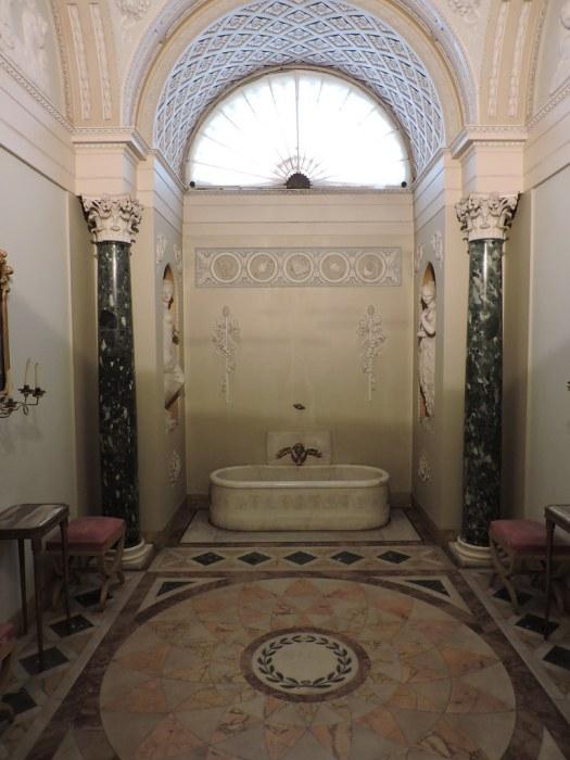 Lazienka Napoleona Bonaparte Florencja, Pałac Pitti