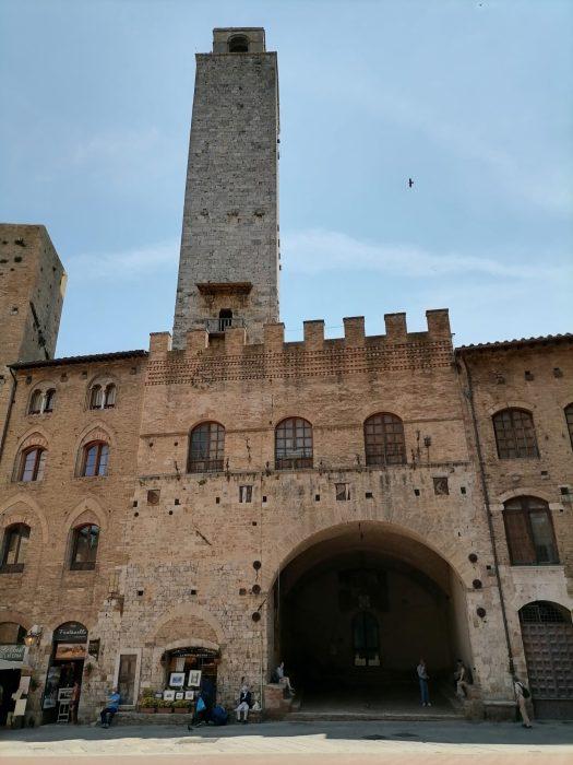 Torre Rognosa, San Gimignano