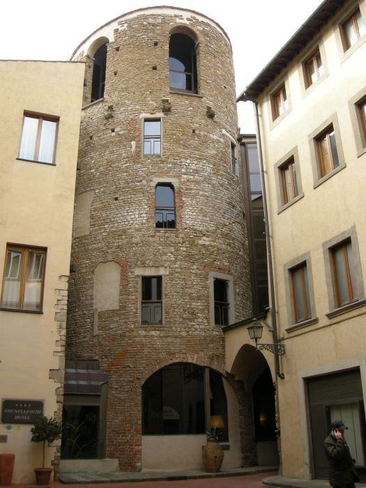 Torre della Pagliazza Florencja