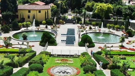 Park Pinokia w Collodi w Toskanii