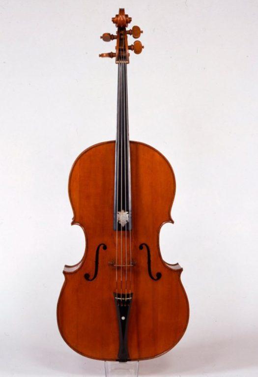 Skrzypce Stradivari, Galeria Akademia we Florencji