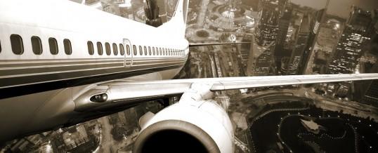 W drogę samolotem, ale najpierw transport z Białegostoku do Modlina