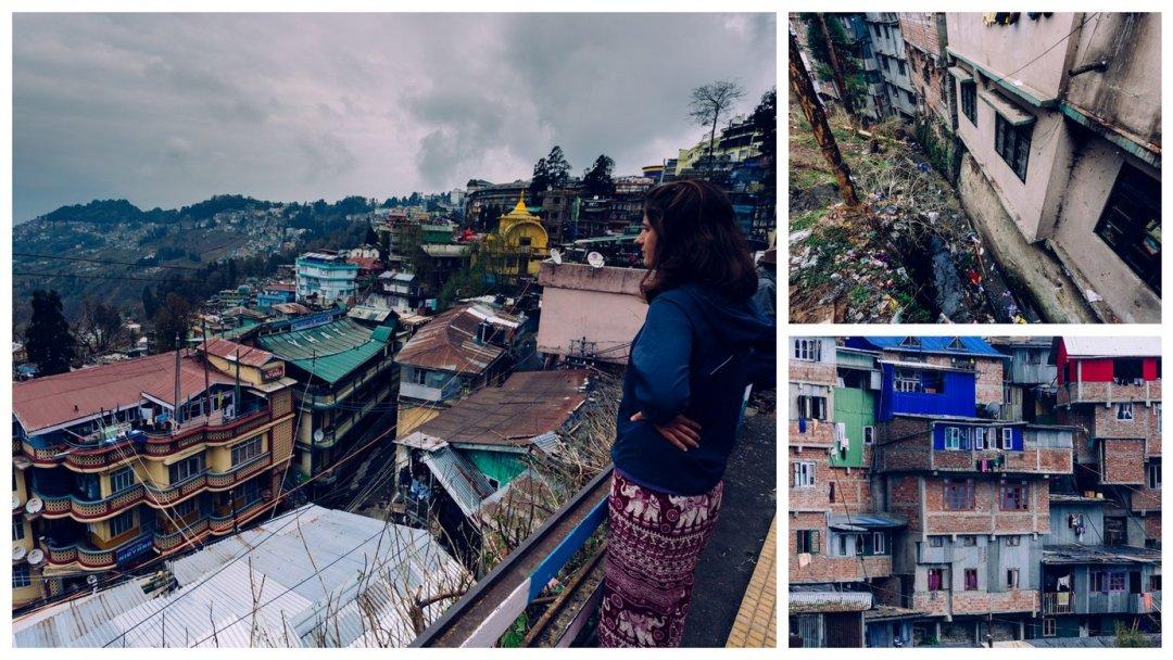 Ostatnie spojrzenie naDarjeeling