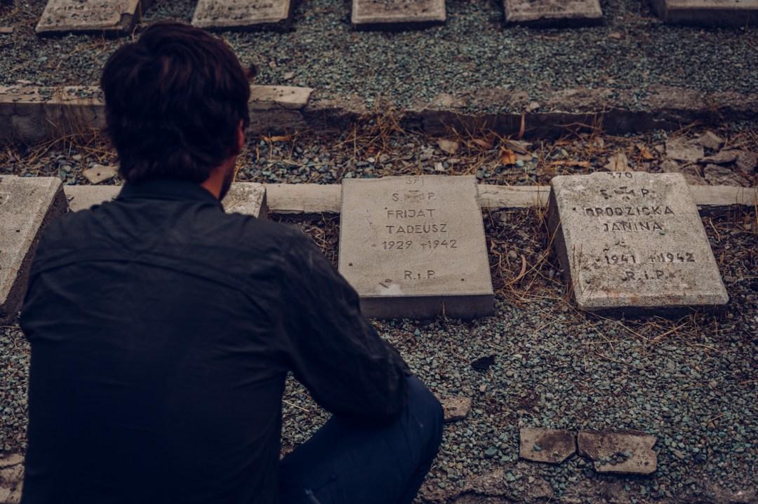 cmentarz polski Doulab Teheran