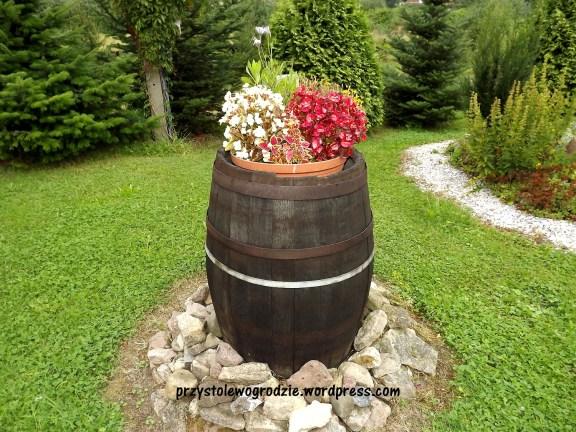Kompozycja kwiatowo-ogrodowa