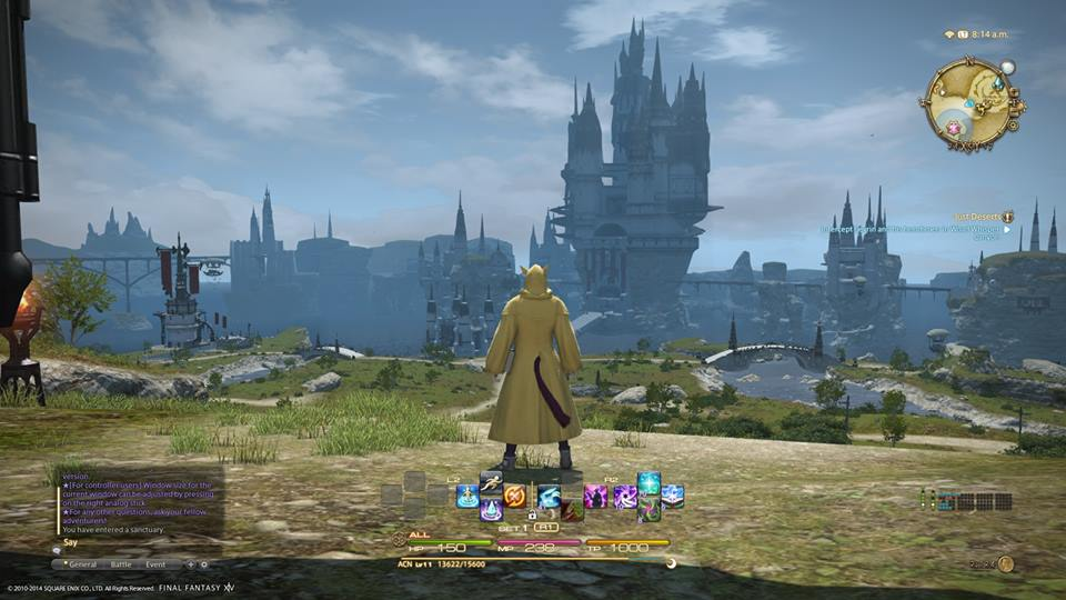 PS4 FunFinal Fantasy XIV (A Realm Reborn) PS4 Archives ~ PS4 Fun