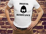 Футболка «Digital Resistance»