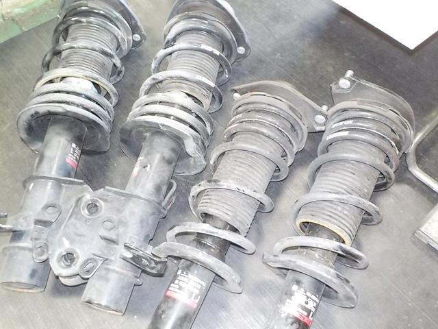 ZC6 BRZ RS-Rダウンサス交換 四輪アライメント